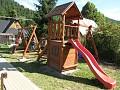 Ubytovanie Dora - detské ihrisko