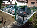 Ubytovanie Dora - Zadné parkovisko